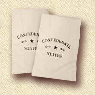 Confederate Flour Sacks